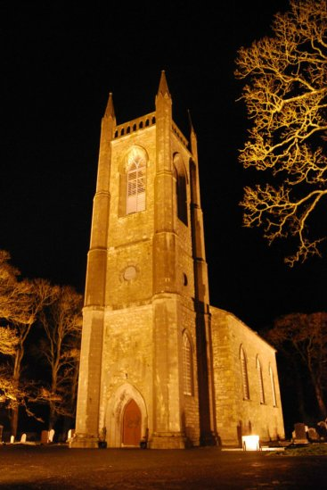 Drumcliff Church
