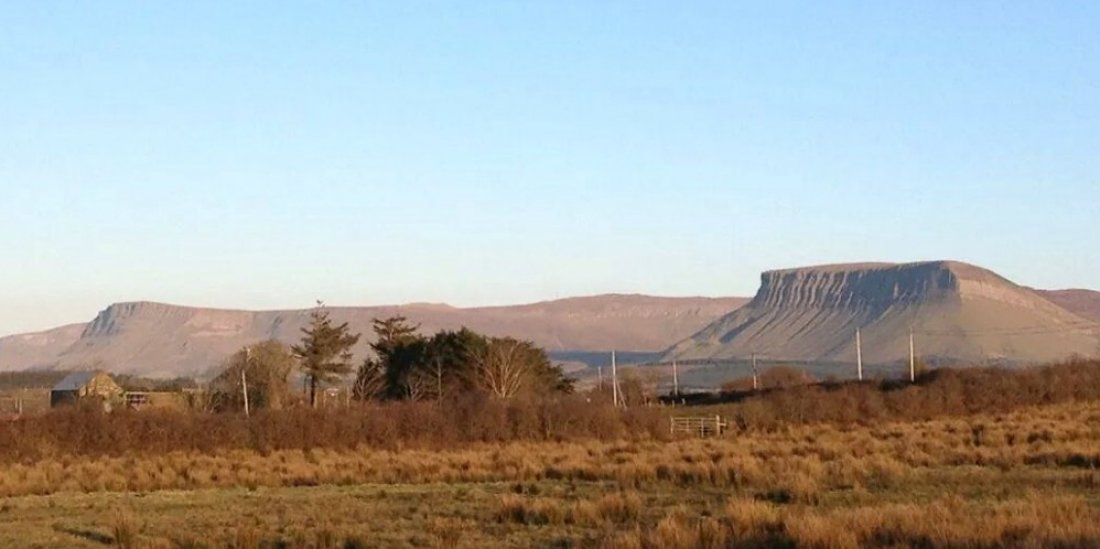 Video of Paragliding at Benbulben