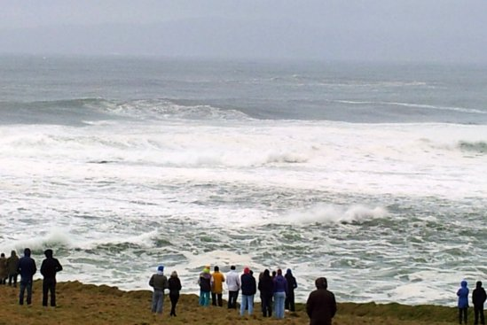 Mullaghmore Waves