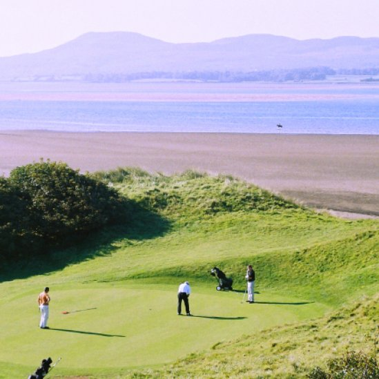 Strandhill Golf Course