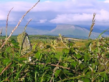 Benbulben from Cloonagh