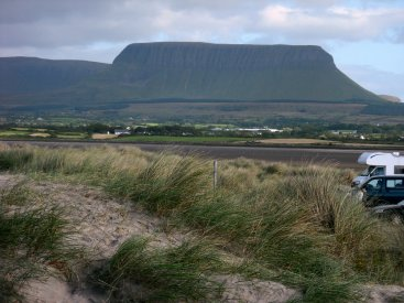 Benbulben from Streedagh