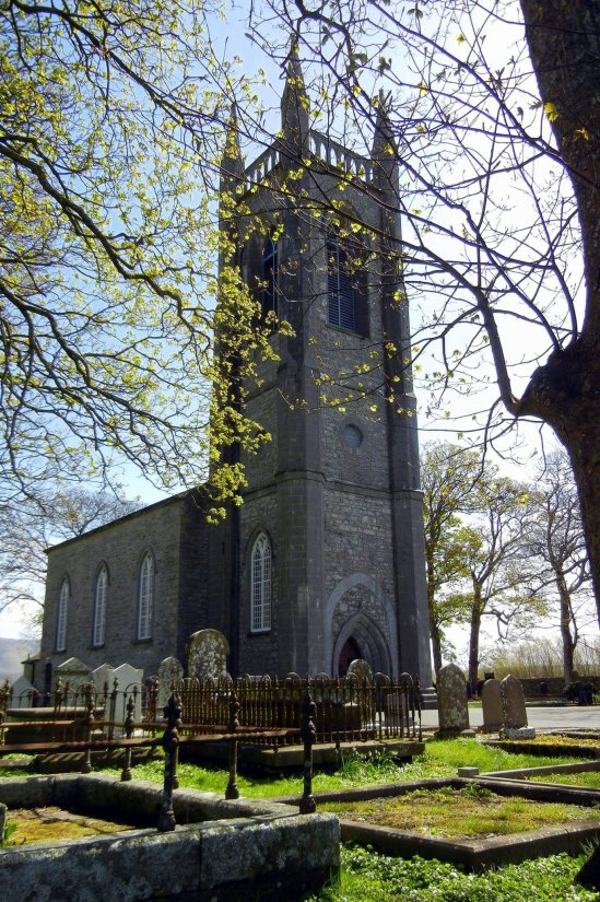 Drumcliffe Church